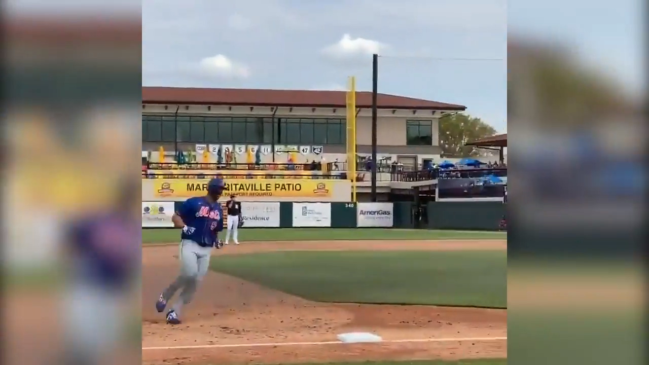 Tim Tebow hits first Spring Training home run of 2020 ...