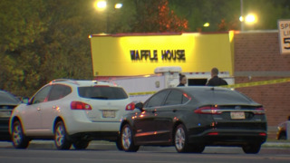 At least four dead after shooting at Tennessee Waffle House