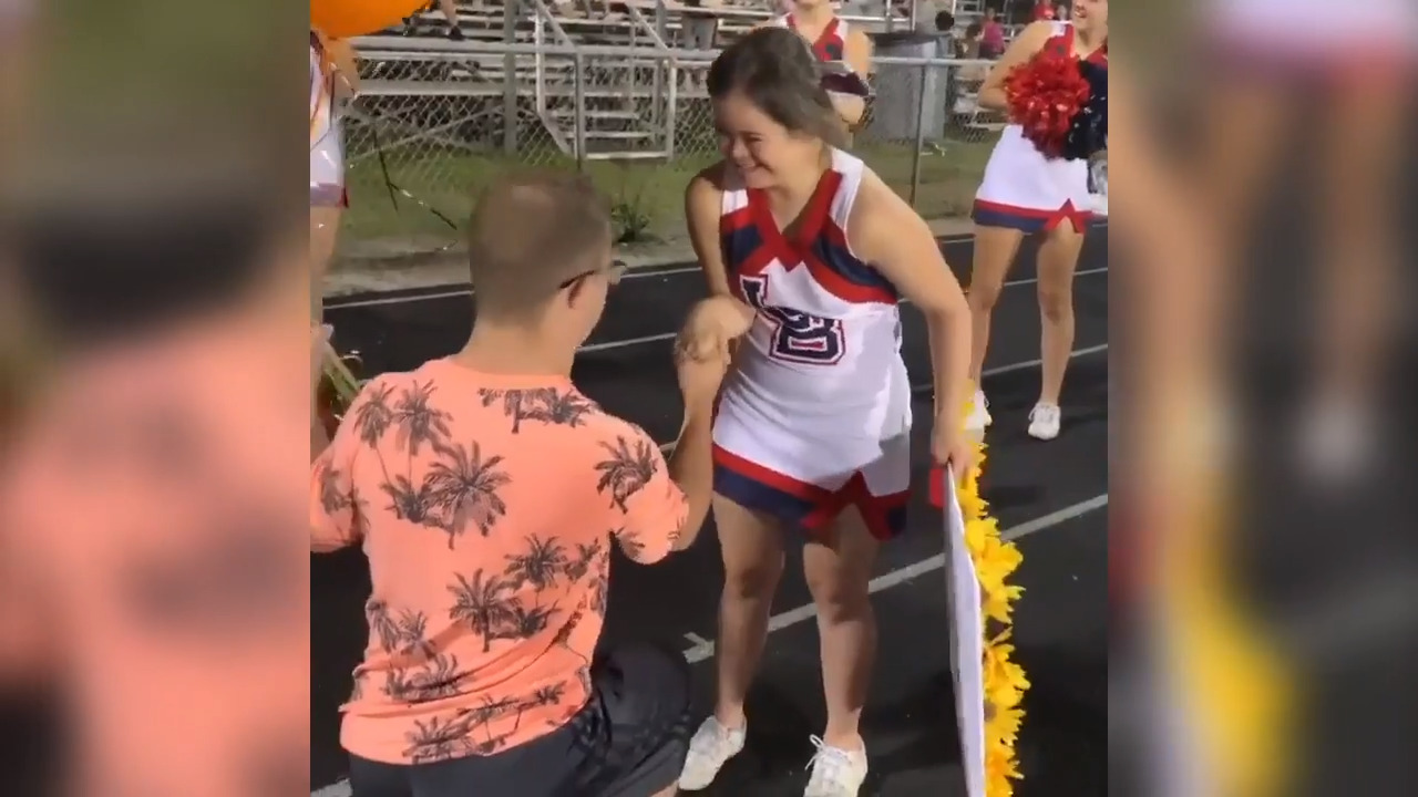 'He was extraordinary.' How a Columbus student embraced his new classmate with Down Syndrome