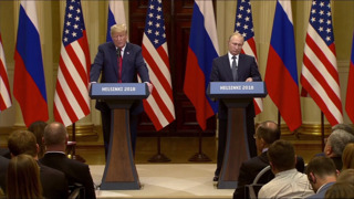 Trump backtracks on Russia interference comment