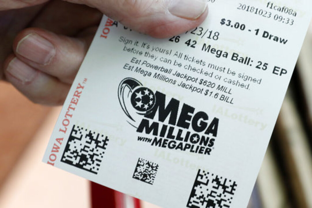 Here Are The Winning Mega Millions Numbers Oct 23 2018 The Sacramento Bee