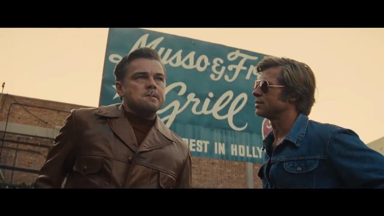 Mr. Movie: 'Once Upon a Time in Hollywood' is a blast