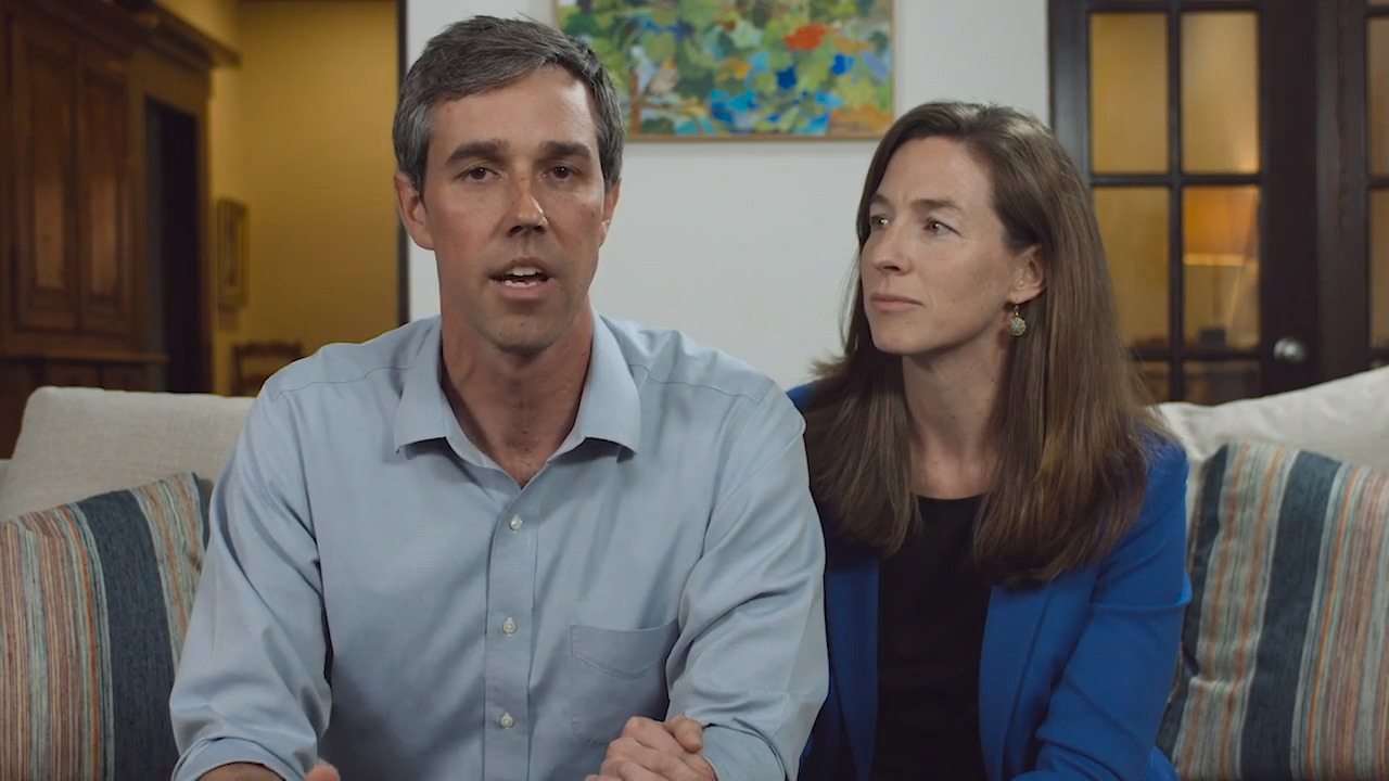 Beto O'Rourke's presidential run has hit rock bottom so fast, even I feel bad for him
