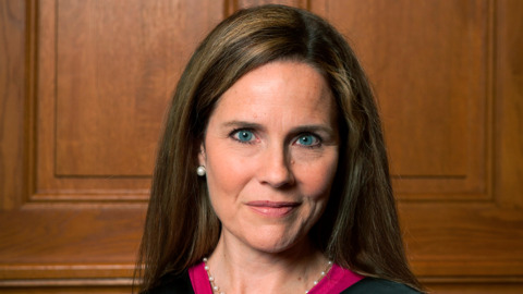 Trump officially nominates Amy Coney Barrett as next Supreme Court Justice