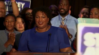 Stacey Abrams wins Democratic primary in Georgia for governor