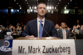 'It was my mistake' Facebook CEO Zuckerberg testifies before Senate committees