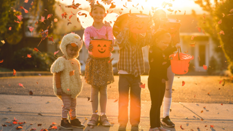 2019 Best Places for Halloween, according to WalletHub