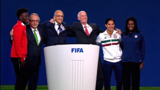 U.S., Canada and Mexico win bid to host 2026 World Cup