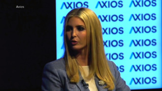 Ivanka Trump: Separation of families 'a low point'