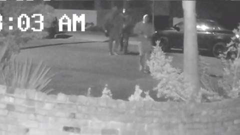 Suspects in murder of kidnapped tech millionaire caught on video, California cops say