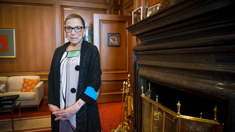 Who should pick RBG's Supreme Court replacement? Here's what Americans say in new poll