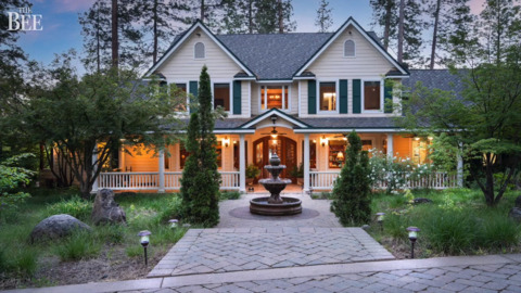 See spectacular Northern California ranch with homes, air strip, 55-acre lake