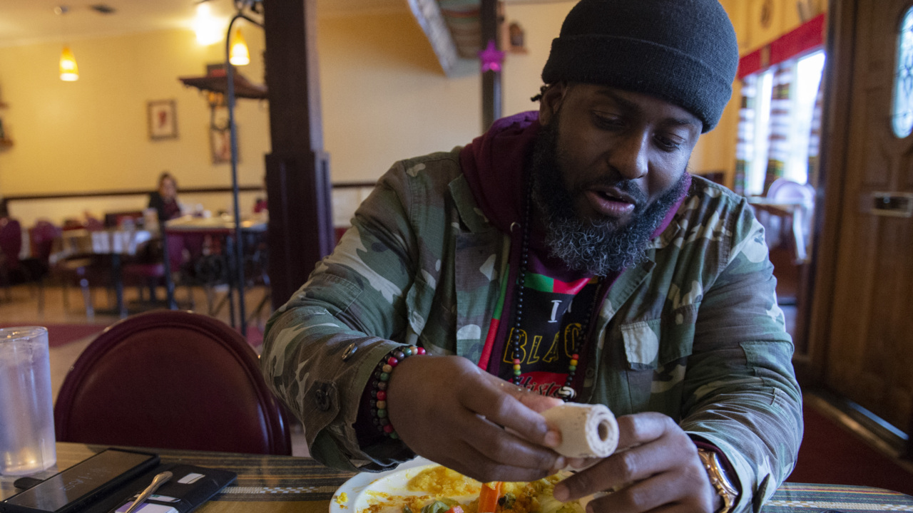This man ate at black-owned restaurants for a month. They're more scarce than you think