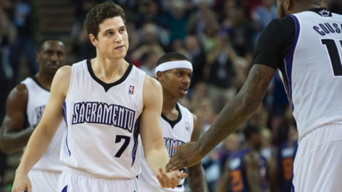 5 things about former King Jimmer Fredette's return with the Phoenix Suns