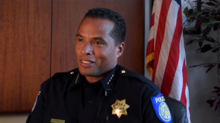 Sacramento Police Chief on the city's new foot pursuit policy