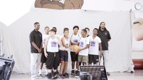 Supporting youth strengthens our communities. Basketball can play a big role