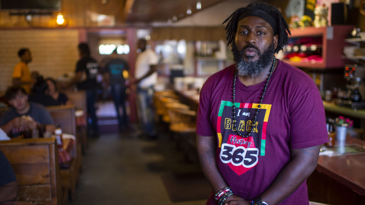 Sacramento's first Black Food Festival is happening Saturday. So how is 'black food' defined?