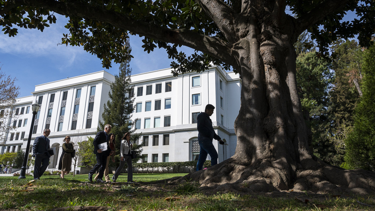 How Capitol Annex project could hurt historic trees in Capitol Park