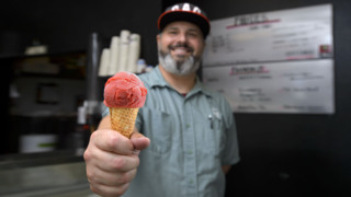 Cool off this summer at Devil May Care ice cream parlor in West Sacramento