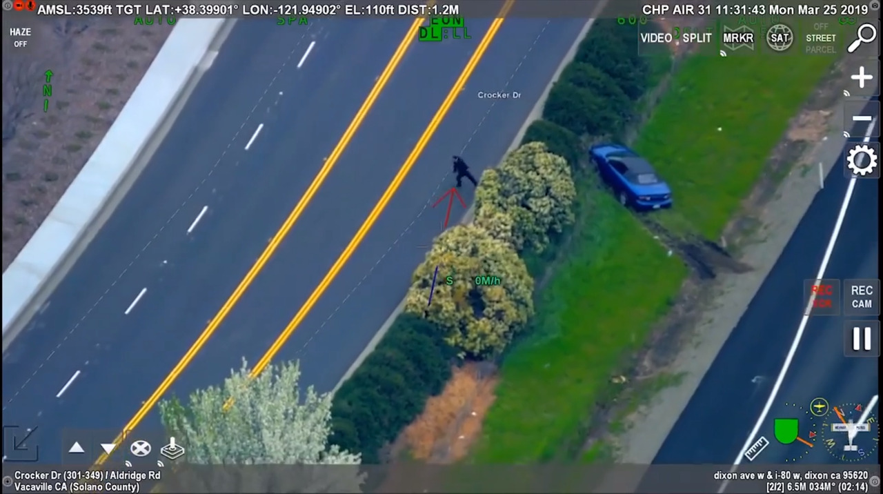 High-speed chase on I-80 from Sacramento to Vacaville ends in arrest, authorities say