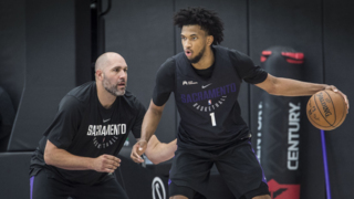 'It's kind of hard to accept failure.' Meet Marvin Bagley III, a favorite for Kings' No. 2 pick