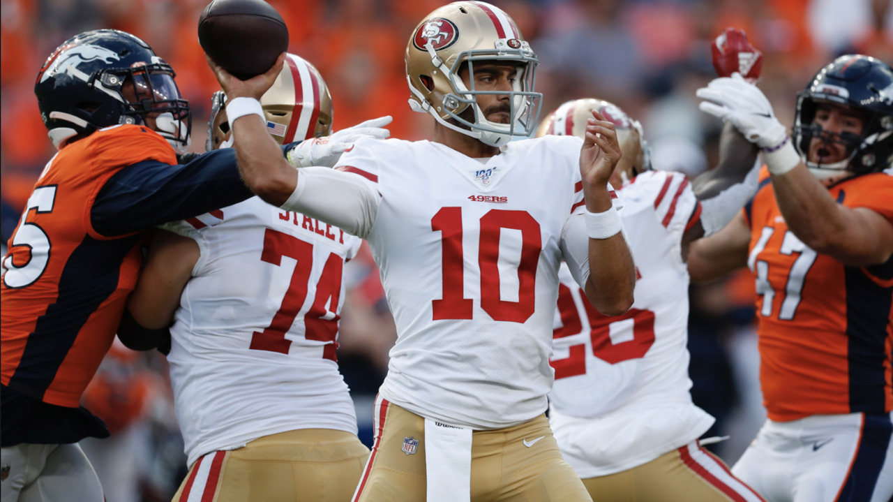 low priced 137af b915f San Francisco 49ers: 53-man roster projection | The ...