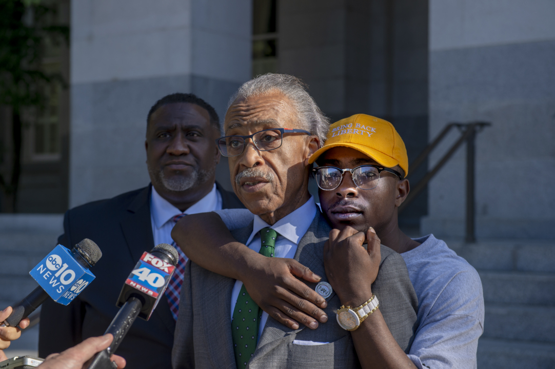 Al Sharpton returns to Sacramento for Stephon Clark: 'We are not going to let this issue go.'