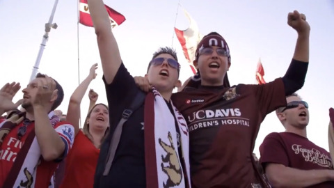 Remember Sac Republic's first-ever match? Team leaders, Marcos Bretón look back