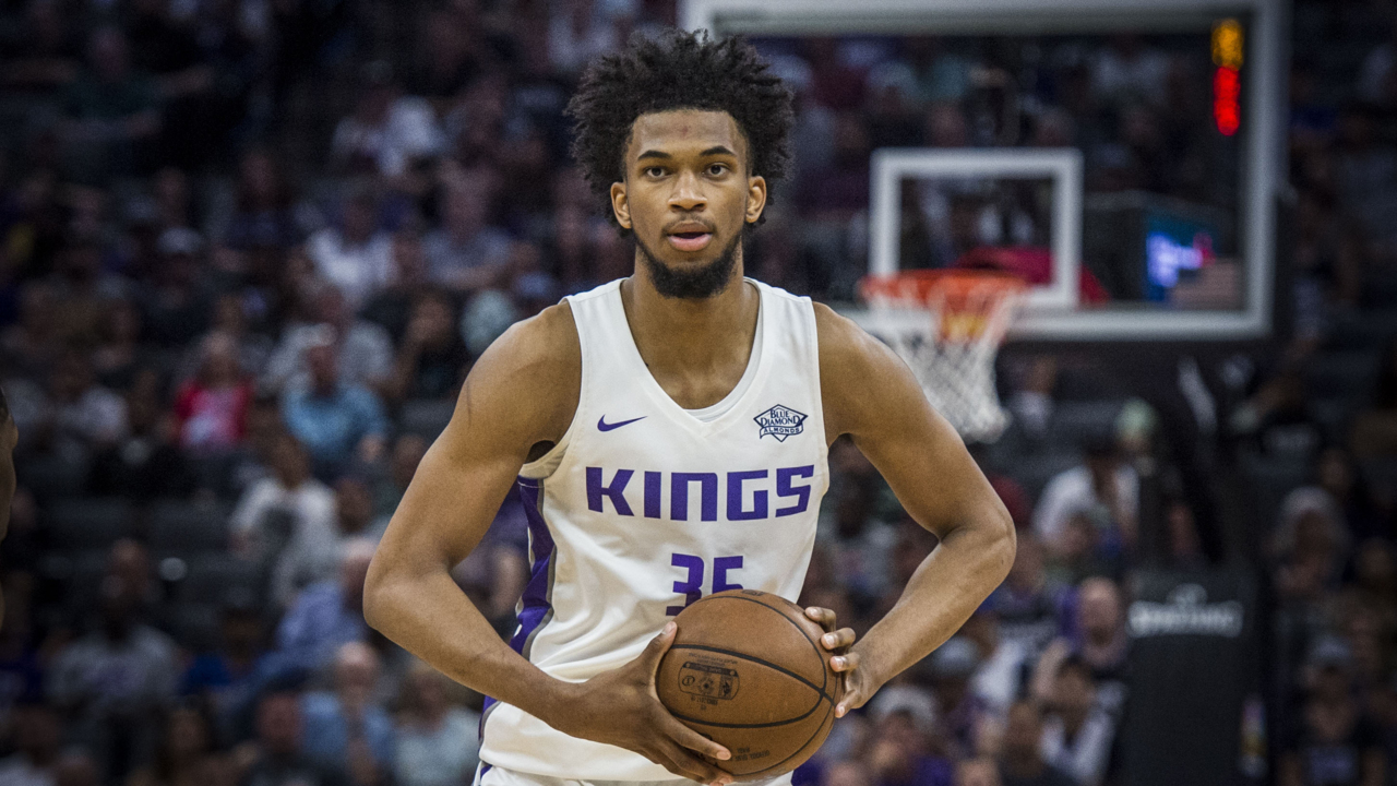 the best attitude b5856 b2bab Need to stay mentally tough and keep pushing' Marvin Bagley ...