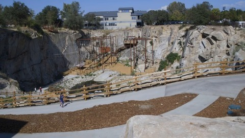 Long-awaited Quarry Park Adventures in Rocklin opens this Saturday