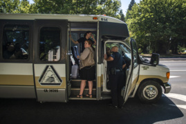 Delta college student describes bus hijacking at Sacramento State