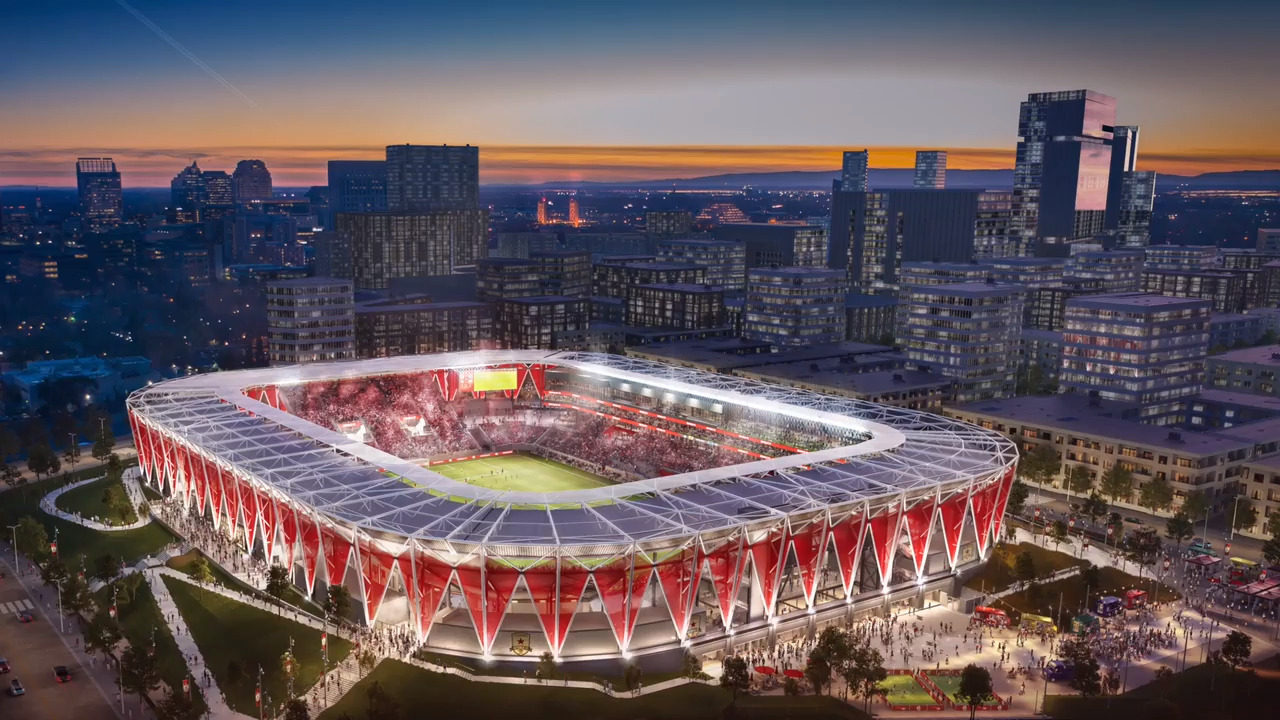Sacramento's optimistic sprint now includes Major League Soccer. It's a beautiful thing
