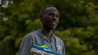 Folsom's Shadrack Biwott is top American male finisher in Boston Marathon