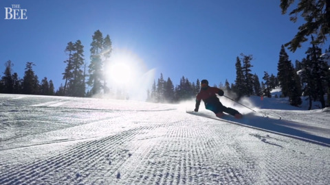 Watch the beauty of Lake Tahoe ski resorts opening for 2020