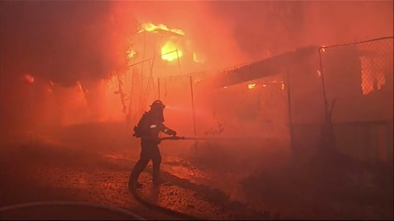 As more wildfires break out in California, Idaho firefighters join the effort