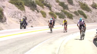 Highlights of the Amgen's Stage 6 ride through Folsom and El Dorado County