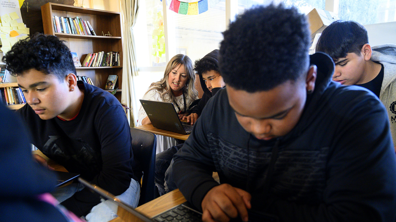 A Nobel Prize winner graduated from this Sacramento school. Why it's now being left behind
