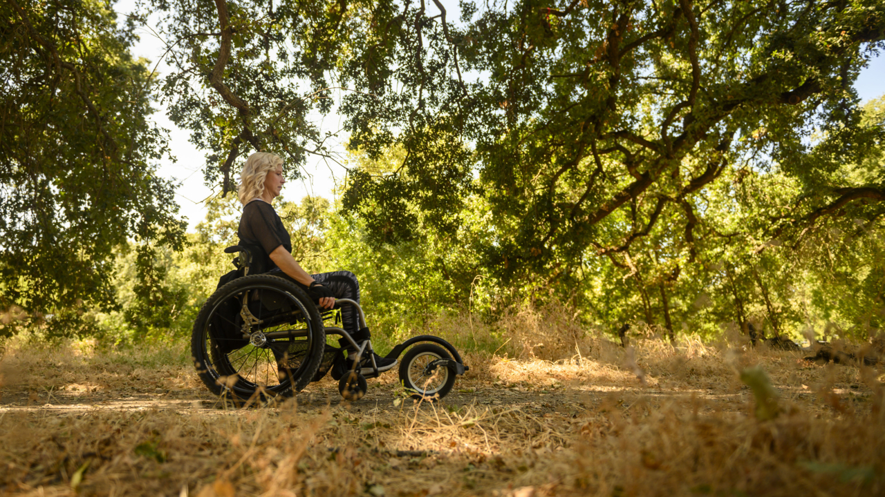 Undaunted: Sacramento woman to tackle Spain's famous El Camino trail in a wheelchair