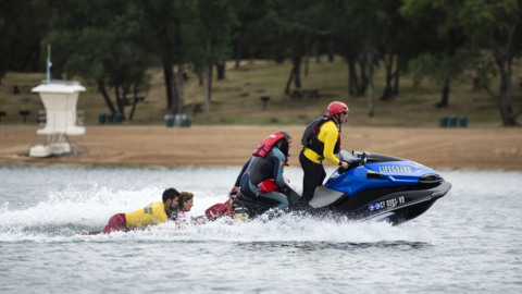 Folsom Lake speed limit reduced to 5 mph for low water, first time since November 2018
