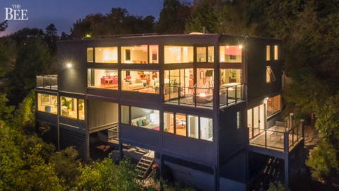See it: Berkeley home with views of S.F., bay and soaring hawks for sale at $4.3 million