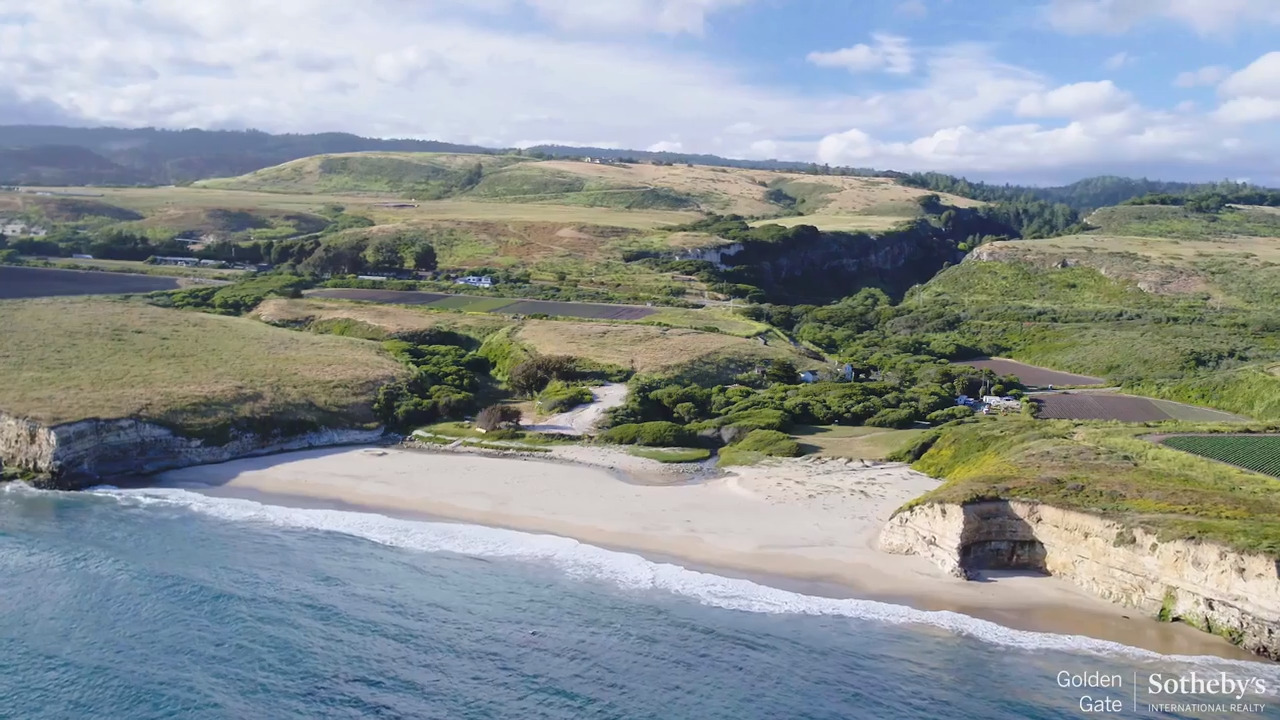 This is the 175-acre Santa Cruz ranch and former nudist beach on market for $35 million