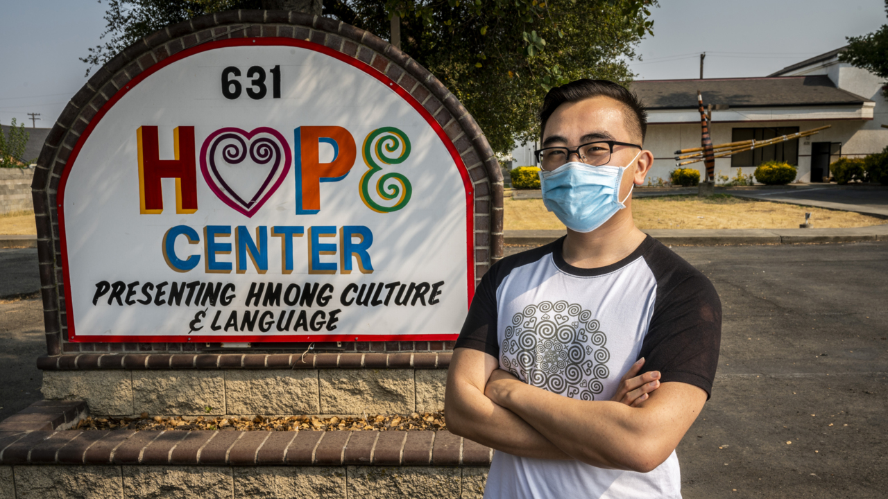 Californians speak more than 200 languages. Not everybody gets the COVID facts they need