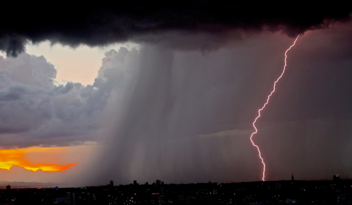 Lightning started several fires in Northern CA this week. More strikes are on the way