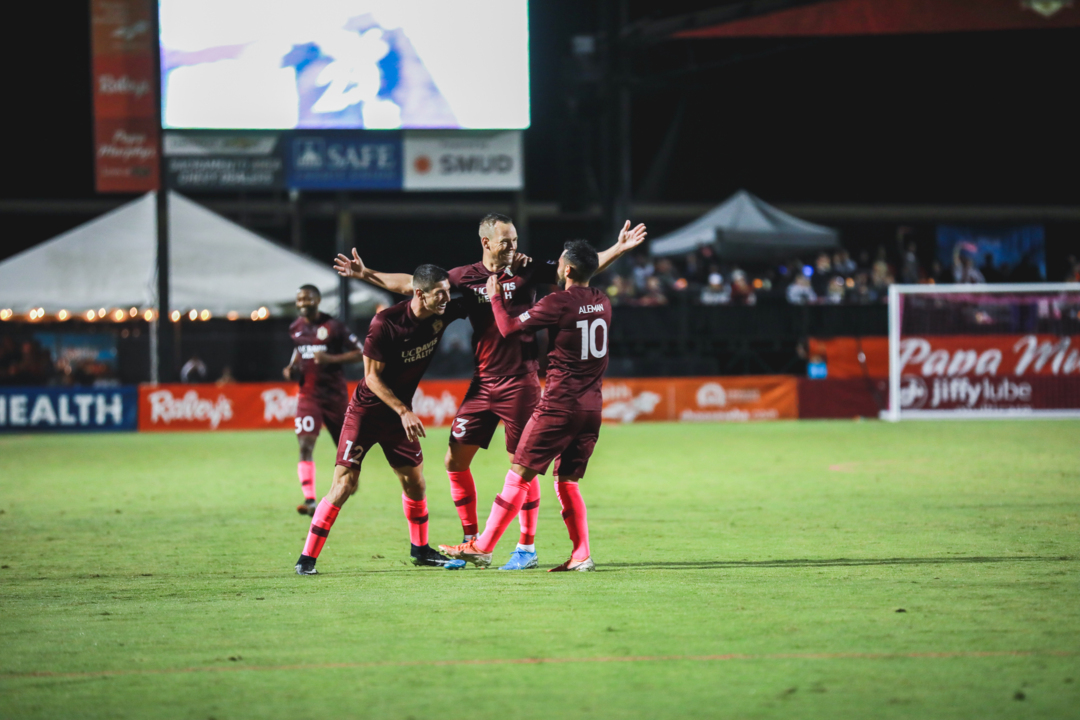 Watch Sac Republic FC score from behind to tie L.A. Galaxy II