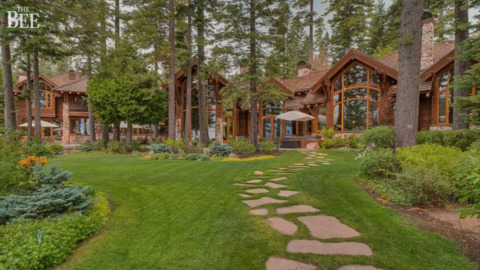 Check out gorgeous Lake Tahoe waterfront estate listed for $44 million