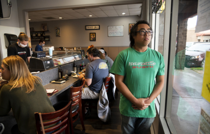 'This open and shut and open…is tough on me.' Sushi restaurant owner on COVID restriction