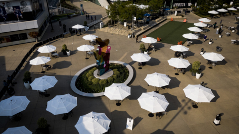'We have one of the best outdoor spaces.' See DoCo Al Fresco, Sacramento's new dining spot
