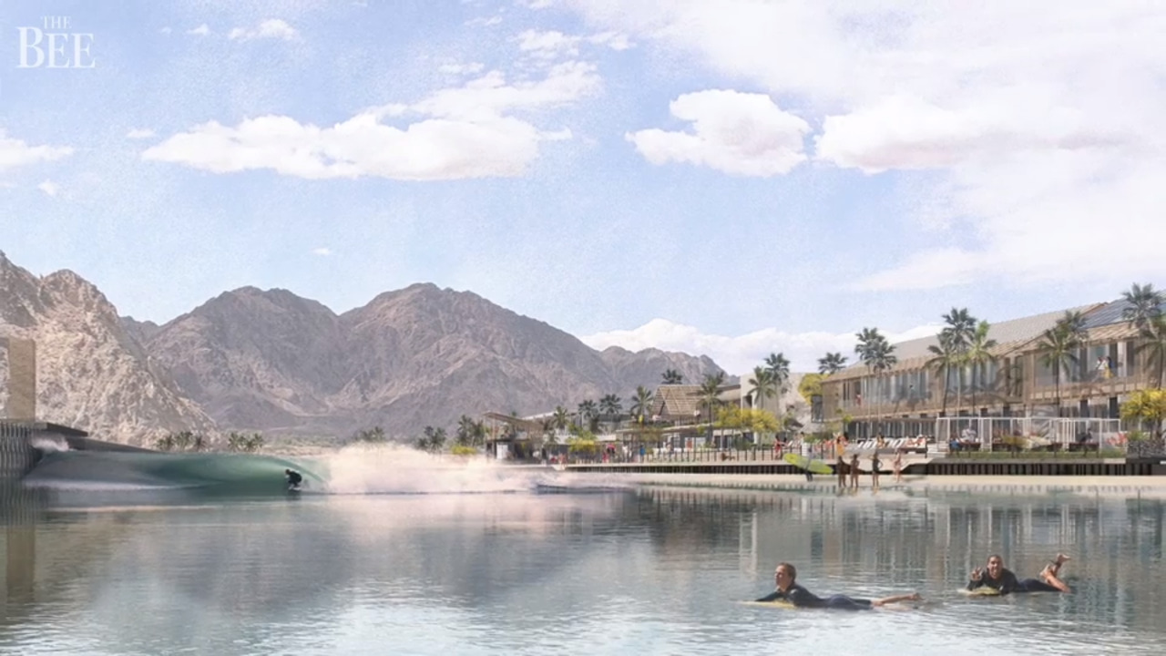 This $250 million, 400-acre surf resort in California desert is on track for 2021 start