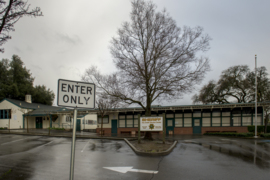 Community comes to the defense of Dry Creek Elementary School