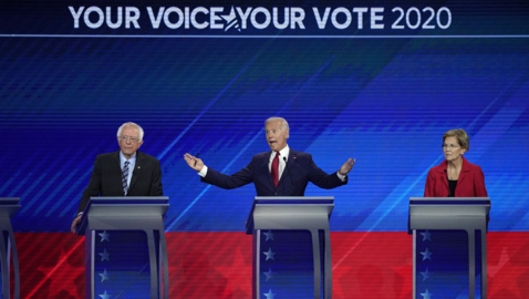 Struggling 2020 candidates make their mark: Takeaways from the third Democratic debate